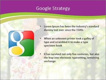 Free Woman PowerPoint Template - Slide 10