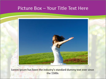 Free Woman PowerPoint Templates - Slide 15
