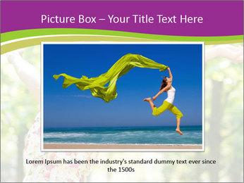 Free Woman PowerPoint Template - Slide 16