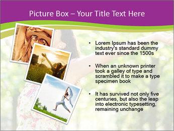Free Woman PowerPoint Template - Slide 17