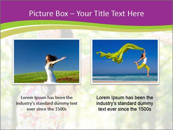 Free Woman PowerPoint Template - Slide 18