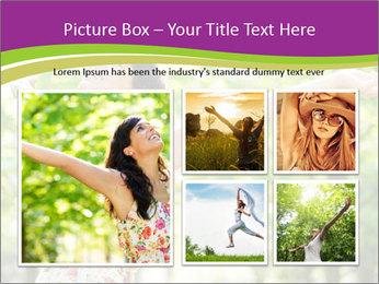 Free Woman PowerPoint Template - Slide 19