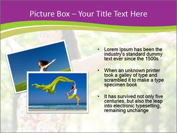 Free Woman PowerPoint Template - Slide 20
