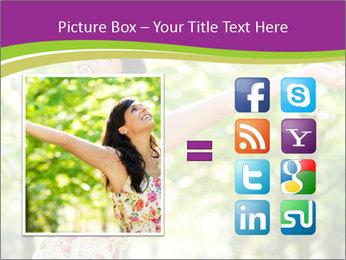 Free Woman PowerPoint Template - Slide 21