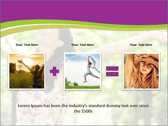 Free Woman PowerPoint Template - Slide 22