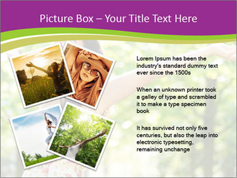 Free Woman PowerPoint Template - Slide 23