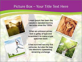 Free Woman PowerPoint Template - Slide 24