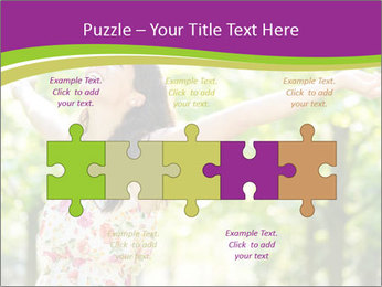 Free Woman PowerPoint Templates - Slide 41