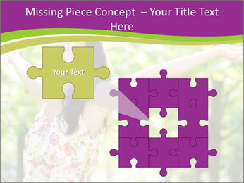 Free Woman PowerPoint Templates - Slide 45