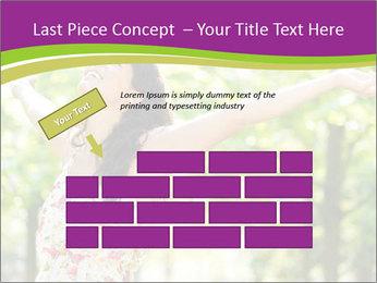 Free Woman PowerPoint Template - Slide 46