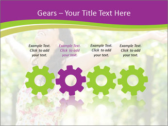 Free Woman PowerPoint Templates - Slide 48