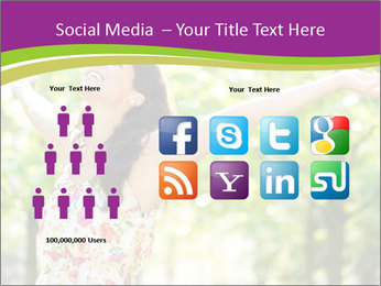 Free Woman PowerPoint Templates - Slide 5