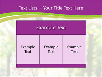 Free Woman PowerPoint Template - Slide 59