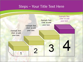 Free Woman PowerPoint Template - Slide 64