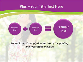 Free Woman PowerPoint Templates - Slide 75