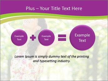 Free Woman PowerPoint Template - Slide 75