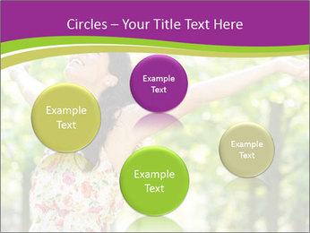 Free Woman PowerPoint Template - Slide 77