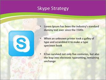 Free Woman PowerPoint Template - Slide 8