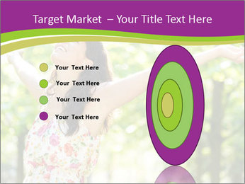 Free Woman PowerPoint Templates - Slide 84