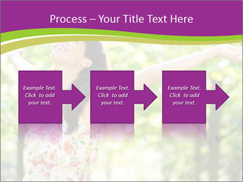 Free Woman PowerPoint Templates - Slide 88