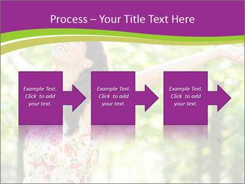 Free Woman PowerPoint Template - Slide 88