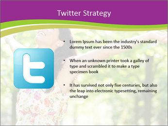 Free Woman PowerPoint Template - Slide 9