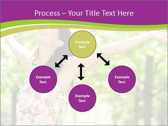 Free Woman PowerPoint Templates - Slide 91