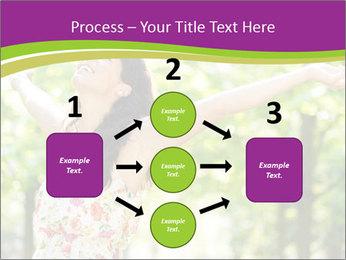 Free Woman PowerPoint Template - Slide 92