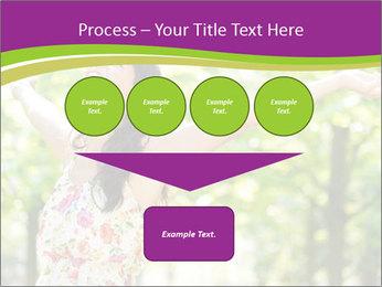 Free Woman PowerPoint Template - Slide 93