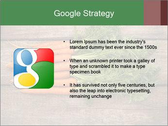 Organic Carrots PowerPoint Templates - Slide 10