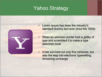 Organic Carrots PowerPoint Templates - Slide 11