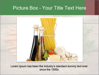 Organic Carrots PowerPoint Templates - Slide 16