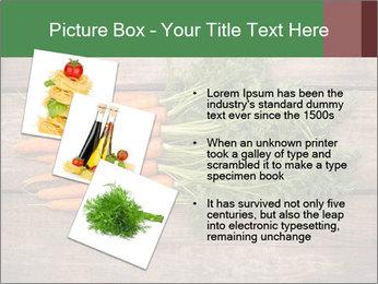 Organic Carrots PowerPoint Templates - Slide 17