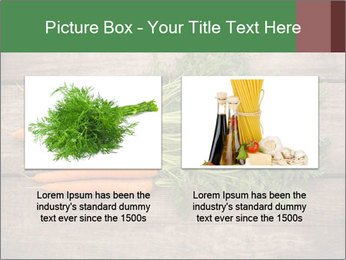 Organic Carrots PowerPoint Templates - Slide 18