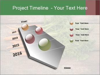 Organic Carrots PowerPoint Templates - Slide 26