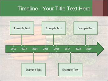 Organic Carrots PowerPoint Templates - Slide 28