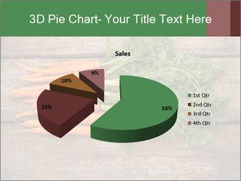 Organic Carrots PowerPoint Templates - Slide 35