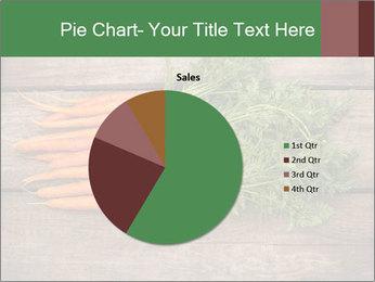 Organic Carrots PowerPoint Templates - Slide 36