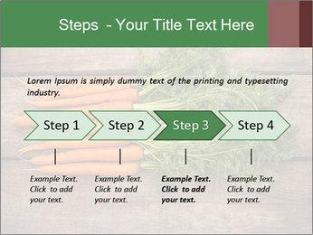 Organic Carrots PowerPoint Templates - Slide 4