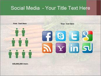Organic Carrots PowerPoint Templates - Slide 5