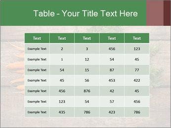 Organic Carrots PowerPoint Templates - Slide 55