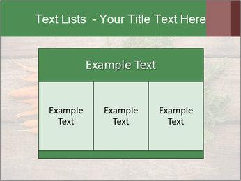 Organic Carrots PowerPoint Templates - Slide 59