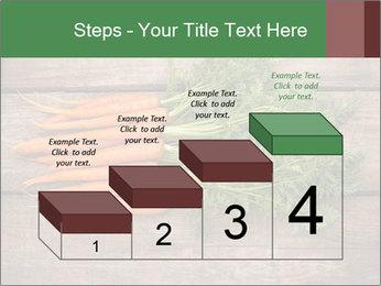 Organic Carrots PowerPoint Templates - Slide 64