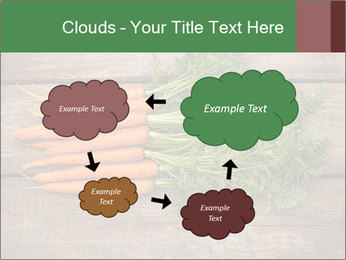 Organic Carrots PowerPoint Templates - Slide 72