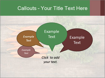 Organic Carrots PowerPoint Templates - Slide 73