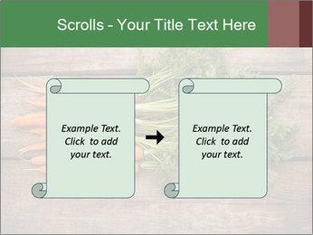 Organic Carrots PowerPoint Templates - Slide 74