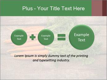 Organic Carrots PowerPoint Templates - Slide 75