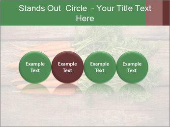 Organic Carrots PowerPoint Templates - Slide 76