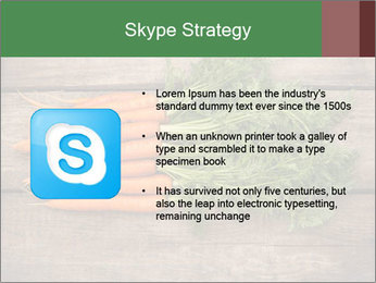 Organic Carrots PowerPoint Templates - Slide 8