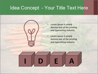 Organic Carrots PowerPoint Templates - Slide 80